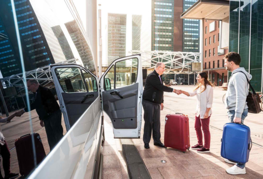 What to Do When You've Booked an Airport Pickup